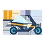 Индивидуальный подход к каждому клиенту позволяет разработать оптимальный маршрут доставки в каждом отдельном случае, как по цене. Так и времени доставки