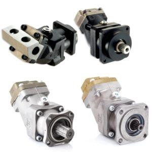 Гидромоторы и гидронасосы для спецтехники