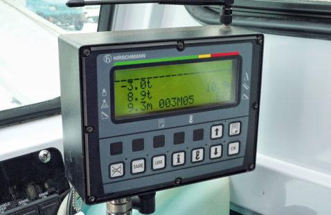 Современные приборы безопасности для крановой спецтехники