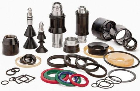 Какие резино-технические изделия используются в автокранах
